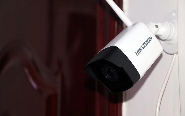 監控也能拍高清視頻,百元海康威視監控不僅防水還無線
