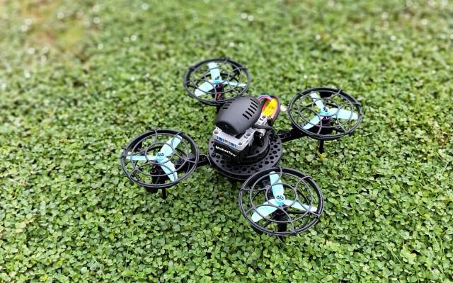 Ghost无人机评测,可自己动手组装的无人机