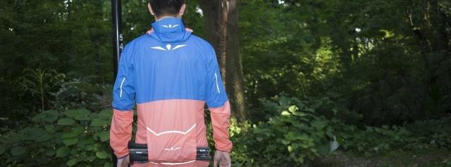轻质便携Uglow运动夹克,超强防风透气户外必备