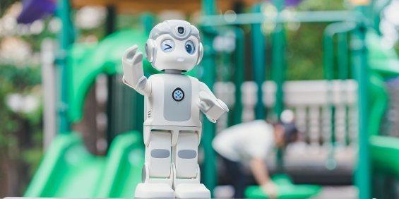 十八般武艺样样精通,优必选悟空机器人是陪伴儿童的不二之选