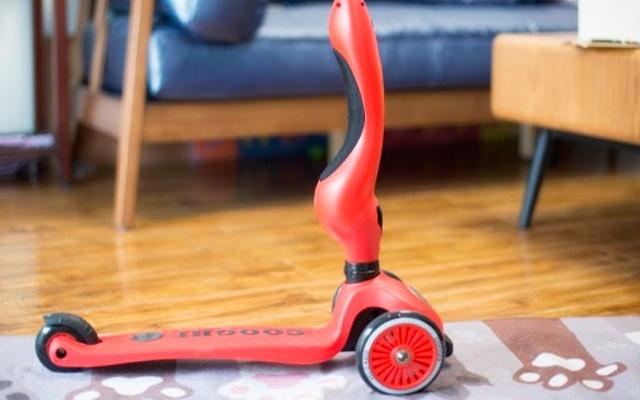 變形小精靈-孩子的好朋友COOGHI滑板車