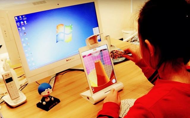 AR与3D趣味结合,设计师思维要从小开始培养  — 天马星 行空笔 平板版体验 | 视频