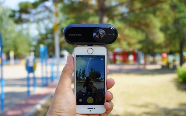 全景相机这样玩才够酷,Insta360 ONE上手体验