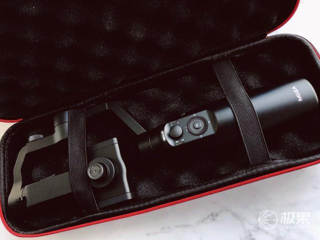 魔爪稳定器-自带多种buff的手机视频拍摄神器