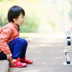 能当老师的机器人,儿子玩了一次就上瘾!