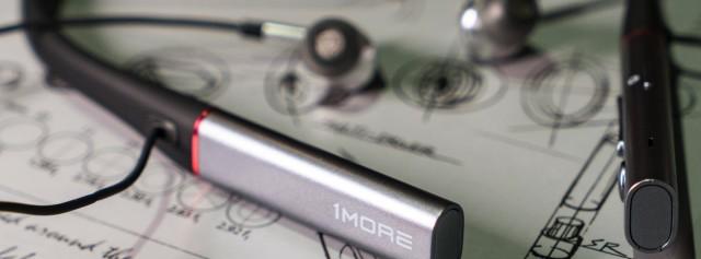 圈铁耳机迈入无线世代,1MORE 三单元圈铁蓝牙耳机