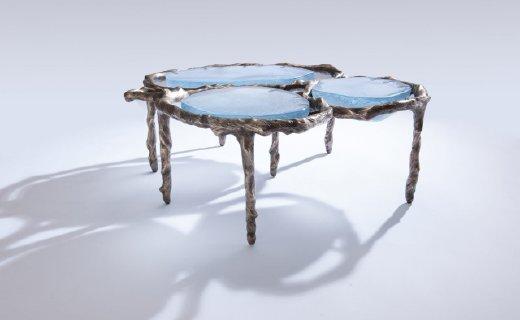 仙气十足!这两张桌子仿佛来自精灵森林