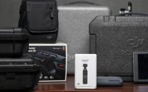 摄影那些事!小身材大能量,Vlog新手的最强装备——Osmo Pocket体验