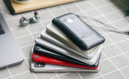 从iPhone 3GS到 X代,讲述狂热果粉的搞机故事
