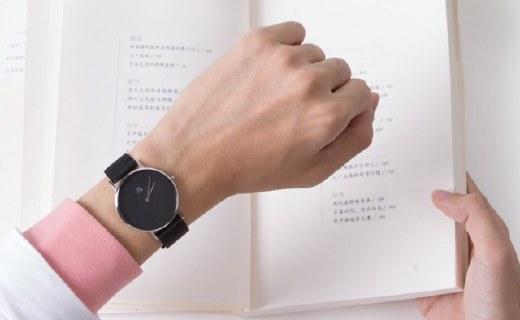 """小米""""杂货铺""""上新啦!这次是399元简约石英腕表"""