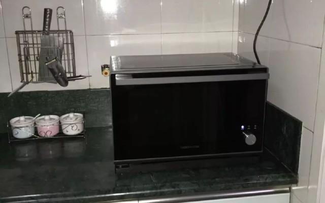 凯度ST28S-Q7台式蒸烤箱测评!送给父母最暖心的礼物!