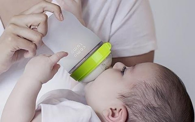 Comotomo 母乳质感 硅胶奶瓶