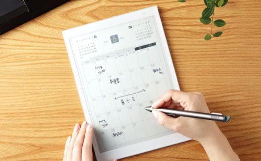 索尼的 Digital Paper 再出新款:尺寸更小,价格还是贵
