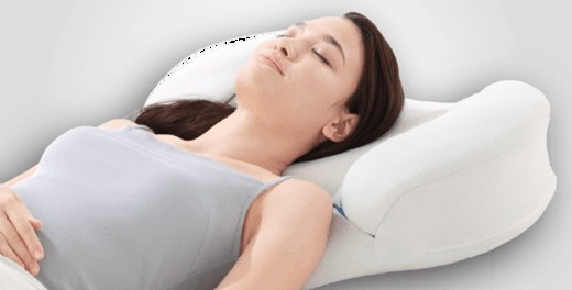 ?#32435;?#32937;酸防落枕!日本公司推出新款电动弹力枕