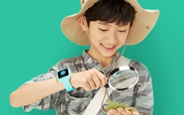 米兔儿童电话手表3
