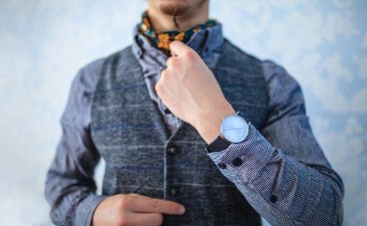 极简设计文艺范,举手投足间的优雅品味,Simpl ONE手表体验