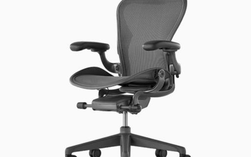 赫曼米勒工学座椅:工学设计贴合舒适,先进悬挂系统减少压力