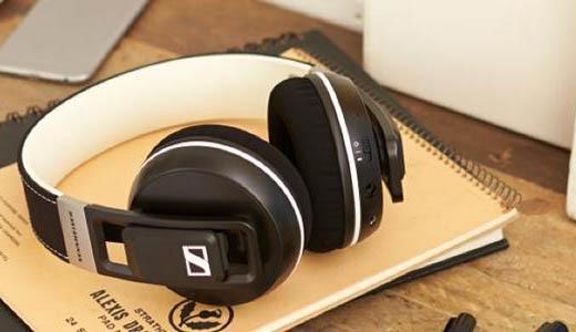 森海塞尔Urbanite头戴式耳机:触控面板超方便,强劲低音表现