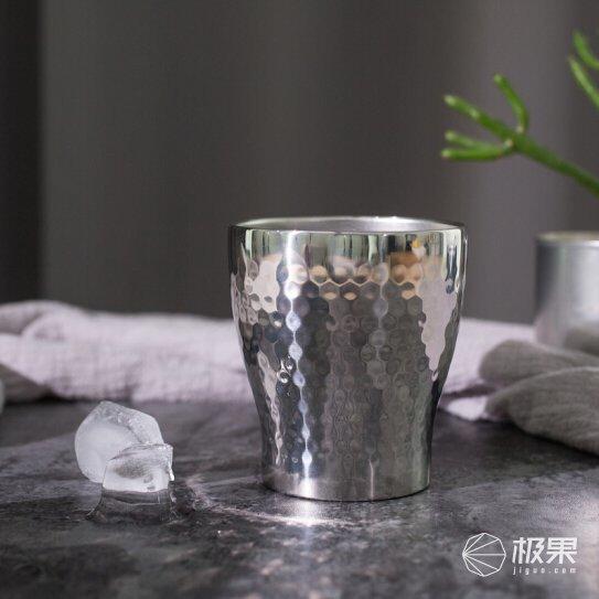 京造不锈钢保温杯