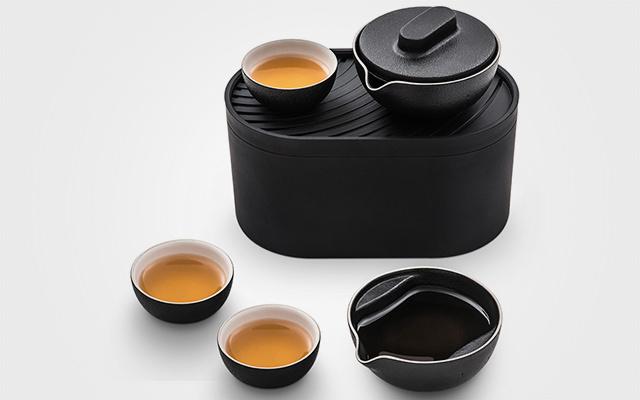 小巨蛋 日式旅行茶具
