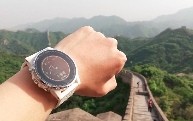 时尚与运动科技结合,户外运动指导专家 — 军拓铁腕5运动手表评测