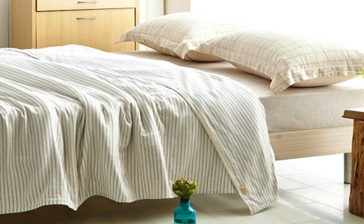 Vanilla Butterfly毛巾被:舒适全棉凉爽不闷,空调房必不可少