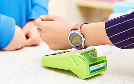 Ticwatch新款支付手表,银行卡公交卡都能刷
