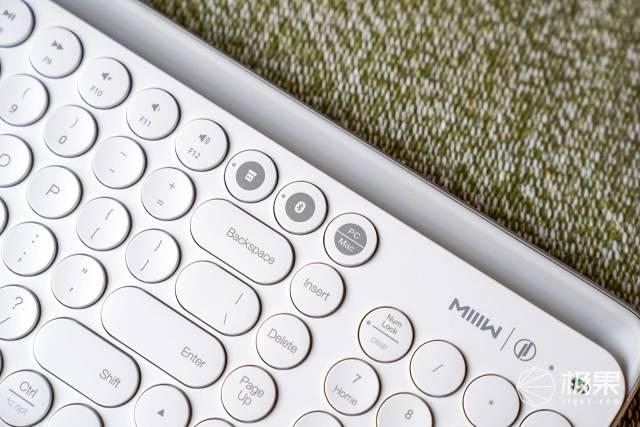 米物蓝牙双模键盘