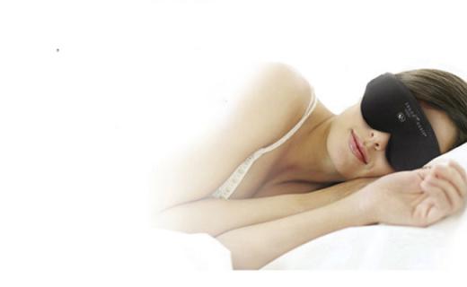 能模拟日出日落的眼罩,让你自然醒来告别起床气