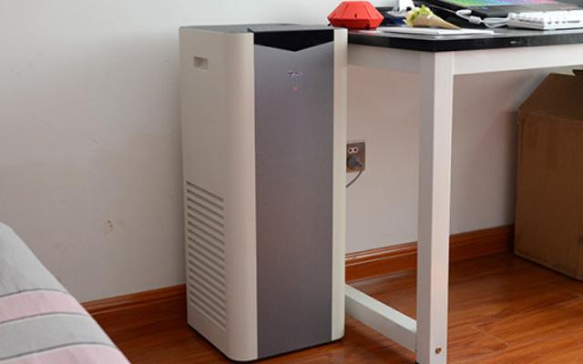 5分钟净化整个家,低噪音宝贝也能安然入睡 — 352 X50空气净化器体验 | 视频