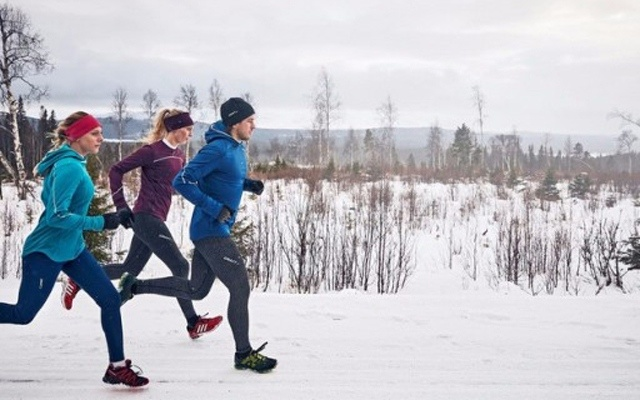 冬天运动穿它,不仅保暖还很性感 — CRAFT Mind 冬季跑步紧身裤体验
