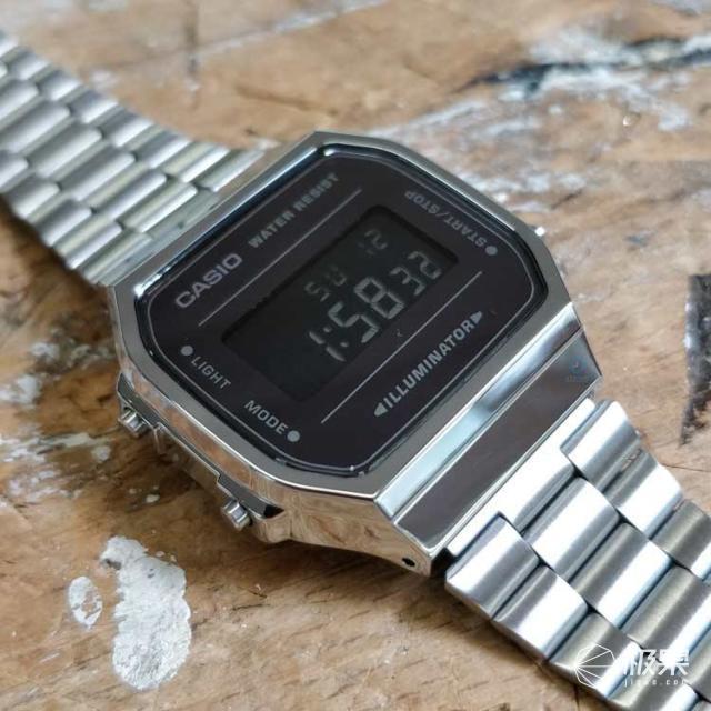 爷爷款?卡西欧新品腕表发布,超复古