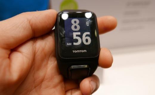 TomTomRunner 3运动腕表:多种运动集一身,表带可替换