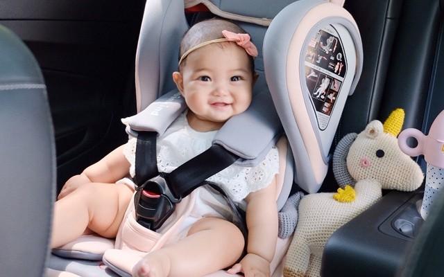 轻便安全可折叠,安心舒适更可靠,麦凯儿童安全座椅体验