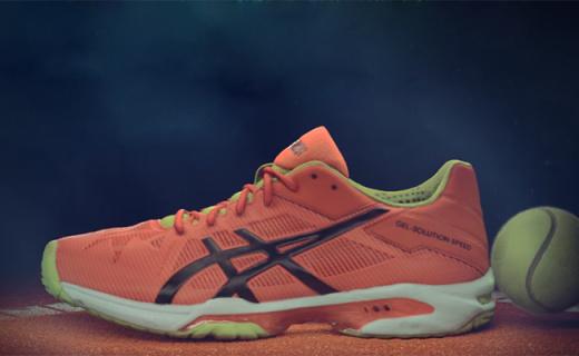 亚瑟士GEL-SOLUTION SPEED 3网球鞋:全新旗舰级,出色缓震