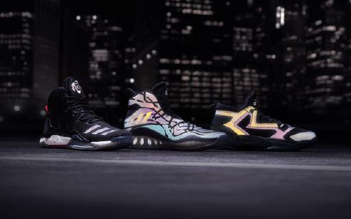 adidas新推 XENO 系列,反光条设计更夺目