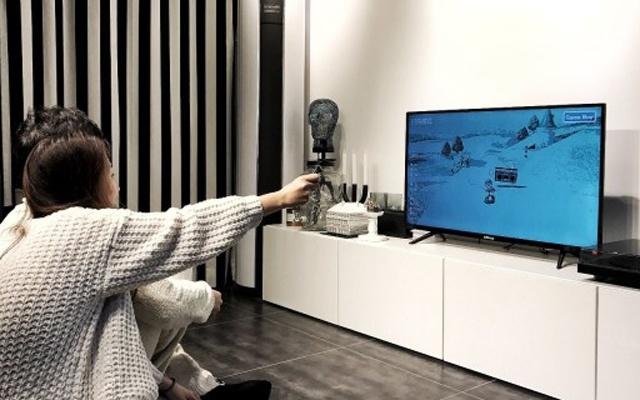 JBL音响+全高清画质,带给我现场般视听享受 — InFocus智能液晶电视体验