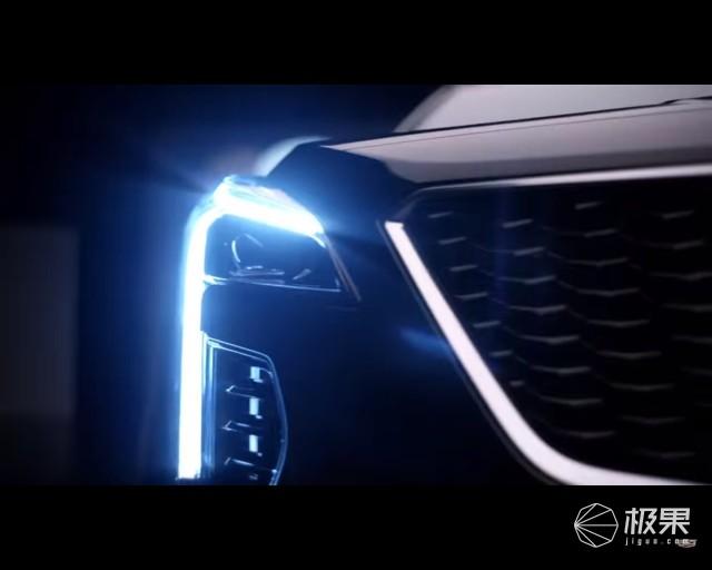 凯迪拉克XT4月底发布,9AT变速箱丝滑堪比德芙