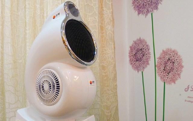 风扇配上涡轮增压,让家的空气从此流动起来