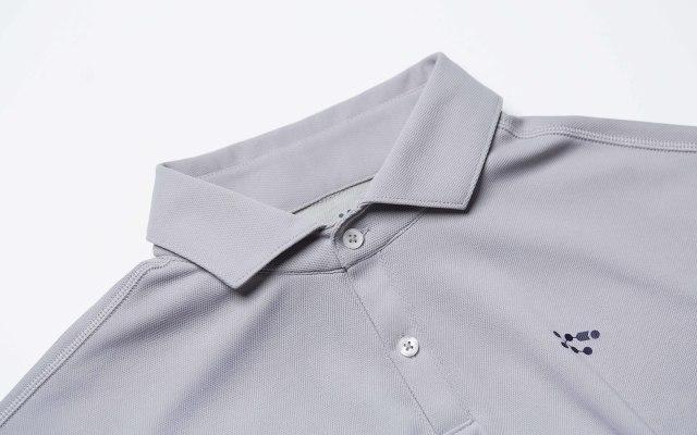 纤维密码三合一商务polo衫