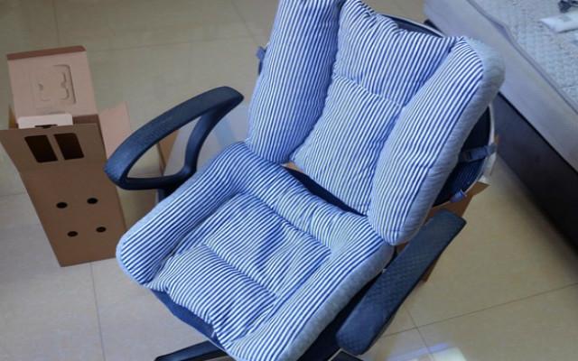 坐得舒服才能事半功倍,365SLEEP坐垫、腰靠体验