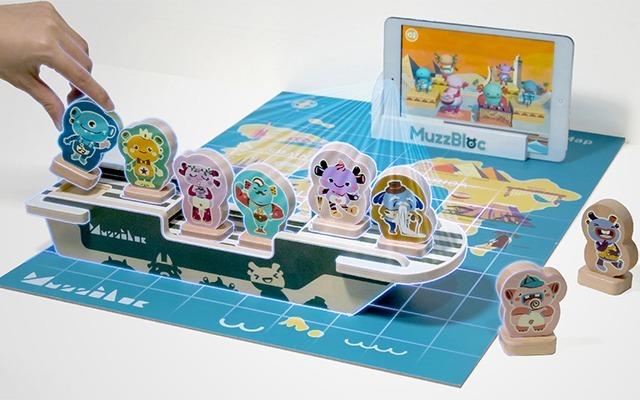 MuzzBloc AR音乐启智玩具
