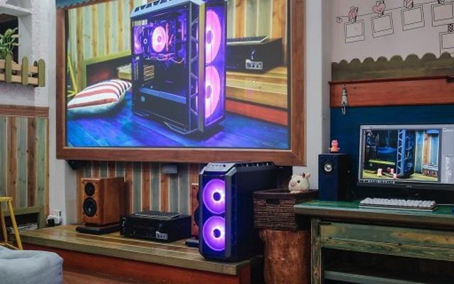 钢化玻璃+RGB光污染,DIY装机玩家炫酷之选 — 酷冷至尊 H500P中塔主机机箱使用评测