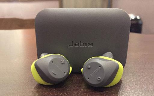 耳朵上的私人健身教练 Jabra Elite Sport捷波朗臻跃耳机