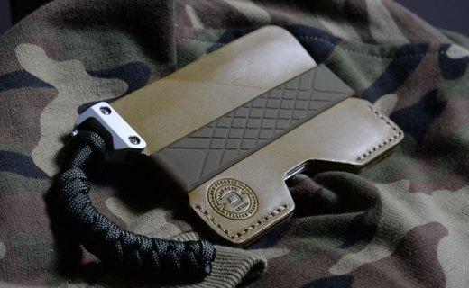 Civilian战术钱夹:逆天设计,多种功能!