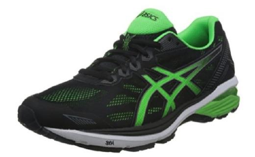 亚瑟士GT-1000 5跑鞋:网面材质舒适透气,轻质中底支撑缓震