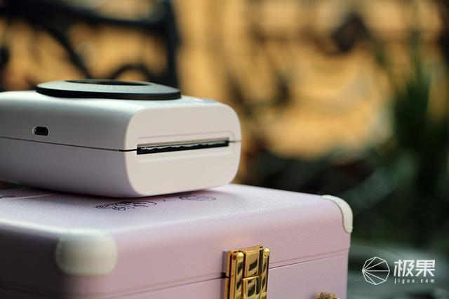 喵喵机P2口袋打印机