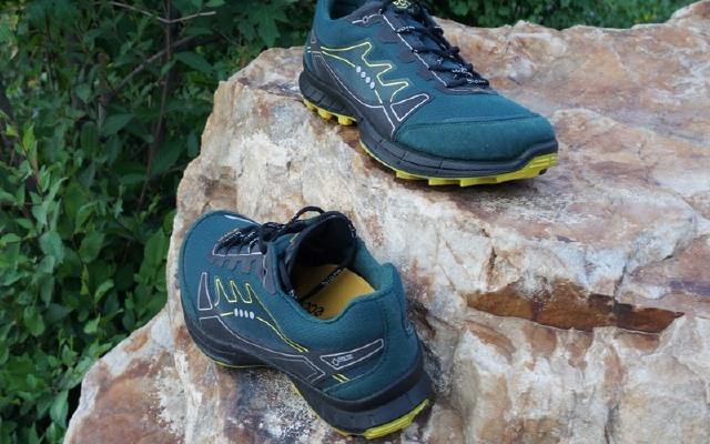 ECCO BIOM TRAIL FL 健步踪迹灵巧系列越野跑鞋