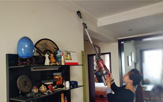 莱克魔洁吸尘器体验,多种配件,吸尘器里的变形金刚