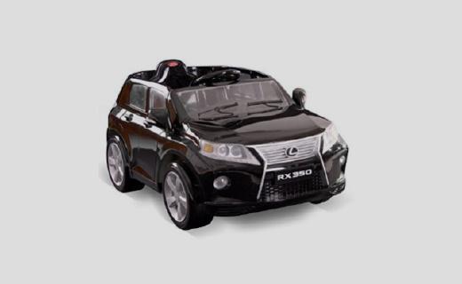 HappyTime RX350儿童电动车:原型1:4制造PP环保材料,附带安全带